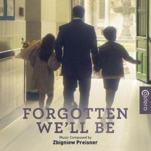 Carátula BSO Forgotten We'll Be - Zbigniew Preisner