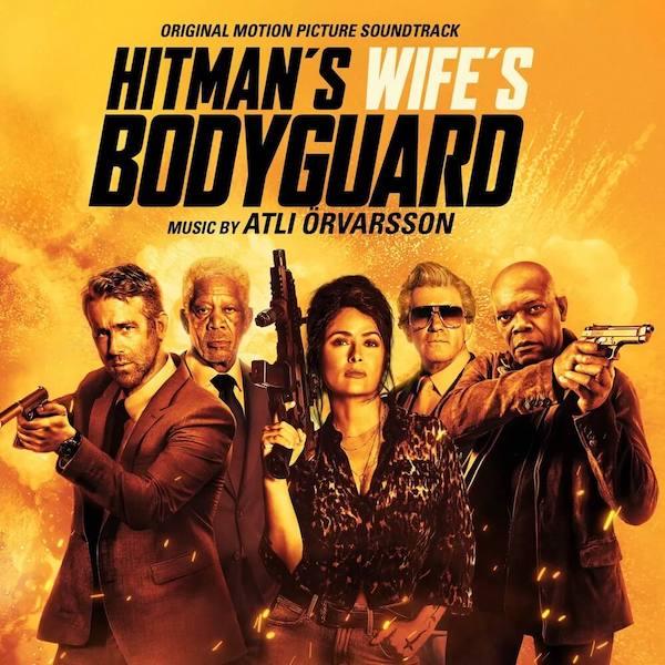 Milan Records edita la banda sonora Hitman's Wife's Bodyguard