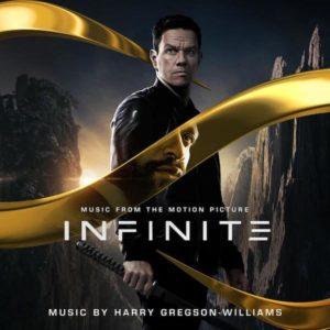 Carátula BSO Infinite - Harry Gregson-Williams