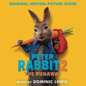Carátula BSO Peter Rabbit 2: The Runaway - Dominic Lewis