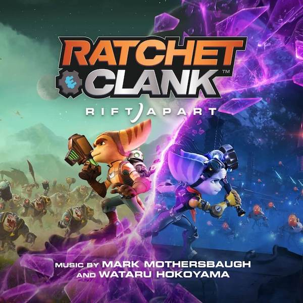 Milan Records edita la banda sonora Ratchet & Clank: Rift Apart