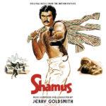Carátula BSO Shamus - Jerry Goldsmith