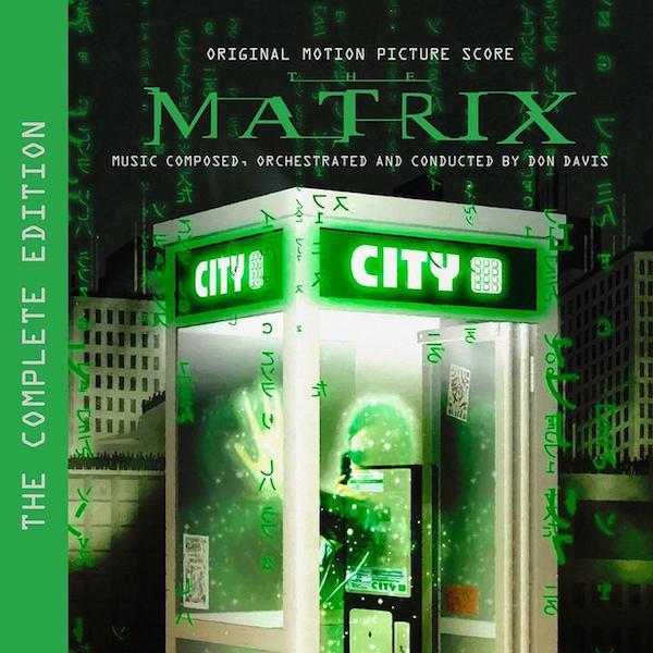 Varèse Sarabande expande The Matrix de Don Davis