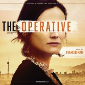 Carátula BSO The Operative - Frank Ilfman