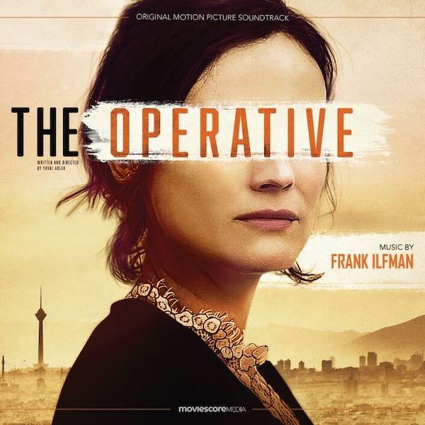 MovieScore Media edita la banda sonora The Operative