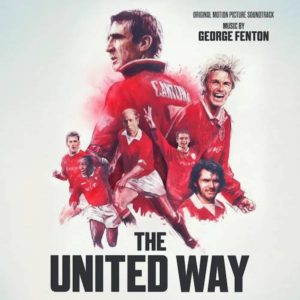 Carátula BSO The United Way - George Fenton