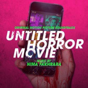 Carátula BSO Untitled Horror Movie (UHM) - Nima Fakhrara