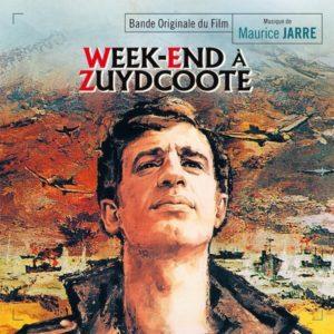Carátula BSO Week-end à Zuydcoote - Maurice Jarre