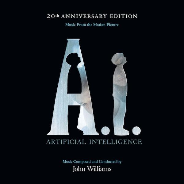 La-La Land Records reedita A.I. Artificial Intelligence de John Williams