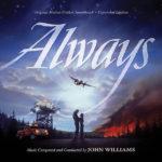 Carátula BSO Always - John Williams