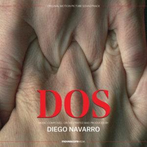 Carátula BSO Dos - Diego Navarro