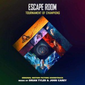 Carátula BSO Escape Room: Tournament of Champions - Brian Tyler&John Carey