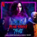 Carátula BSO Fear Street Part 1: 1994 - Marco Beltrami yMarcus Trumpp