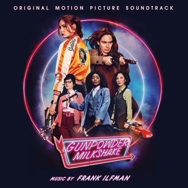 Milan Records edita la banda sonora Gunpowder Milkshake