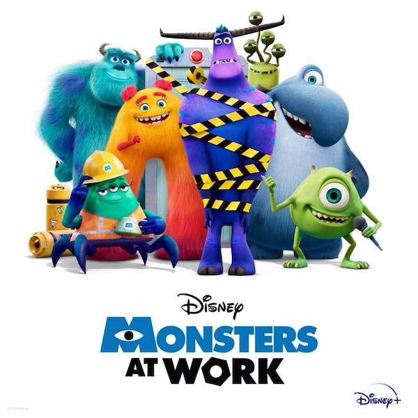 Walt Disney Records edita la banda sonora Monsters at Work