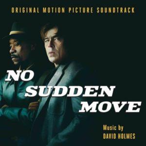 Carátula BSO No Sudden Move - David Holmes
