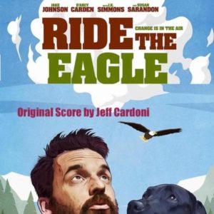 Carátula BSO Ride the Eagle - Jeff Cardoni