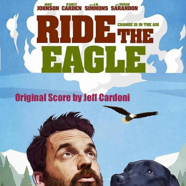 Fallout Shelter Recordings edita la banda sonora Ride the Eagle