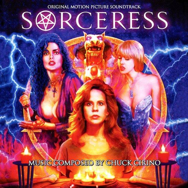 Dragon's Domain Records edita Sorceress de Chuck Cirino