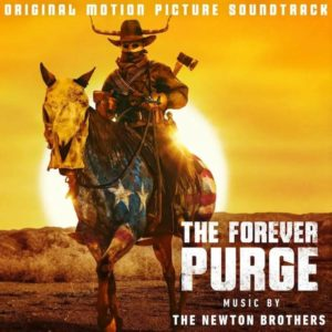 Carátula BSO The Forever Purge - The Newton Brothers