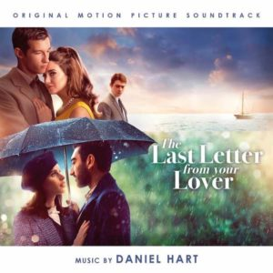 Carátula BSO The Last Letter from Your Lover - Daniel Hart