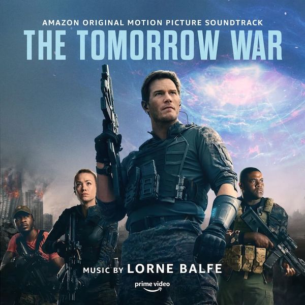 Milan Records edita la banda sonora The Tomorrow War