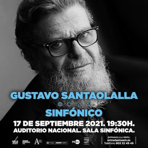 Gustavo Santaolalla ofrece su primer concierto en España
