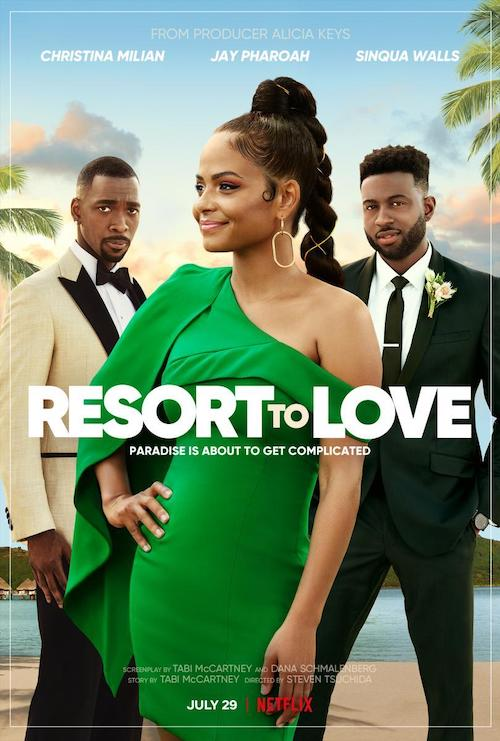Laura Karpman para la comedia romántica Resort to Love