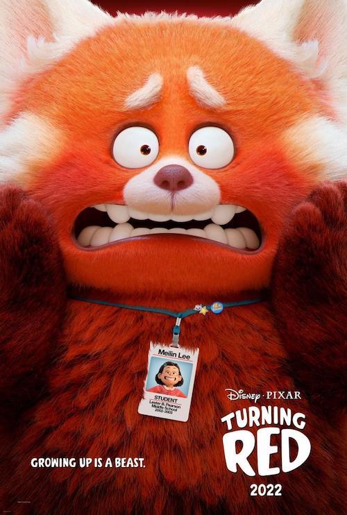 Ludwig Göransson para la cinta de animación Turning Red