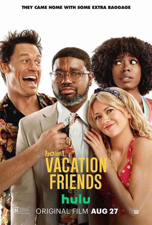 Rolfe Kent para la comedia Vacation Friends