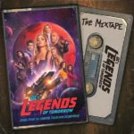 Carátula BSO DC's Legends of Tomorrow: The Mixtape