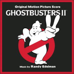 Carátula BSO Ghostbusters 2 - Randy Edelman
