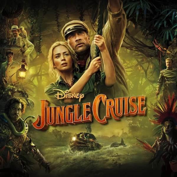 Walt Disney Records edita la banda sonora Jungle Cruise