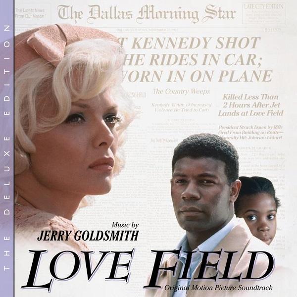 Varèse Sarabande expande Love Field de Jerry Goldsmith