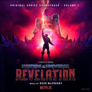 Carátula BSO Masters of the Universe: Revelation – Volume 1 - Bear McCreary