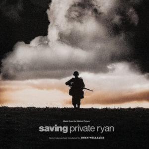 Carátula BSO Saving Private Ryan - John Williams