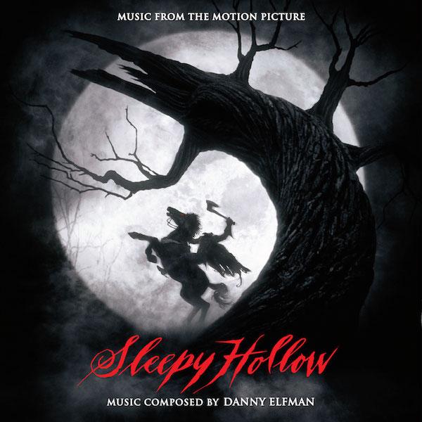 Intrada expande Sleepy Hollow de Danny Elfman