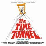 Carátula BSO The Time Tunnel Volume 2 - John Williams