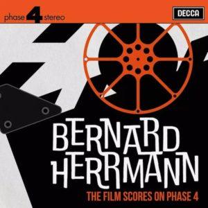 Carátula Bernard Herrmann: The Film Scores on Phase 4