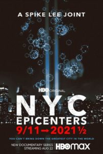 Póster NYC EPICENTERS