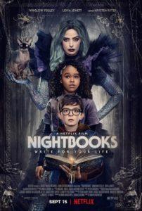 Póster Nightbooks