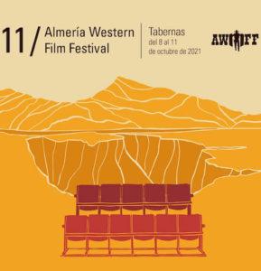 Cartel Almería Western Film Festival 2021