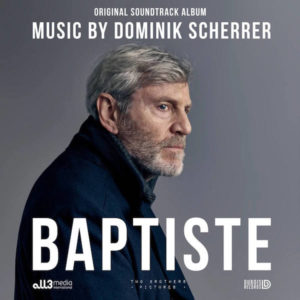 Carátula BSO Baptiste - Dominik Scherrer