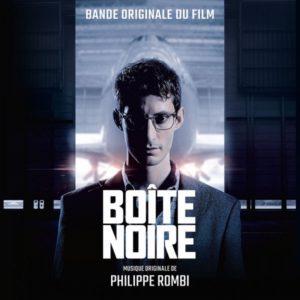 Carátula BSO Boîte noire - Philippe Rombi