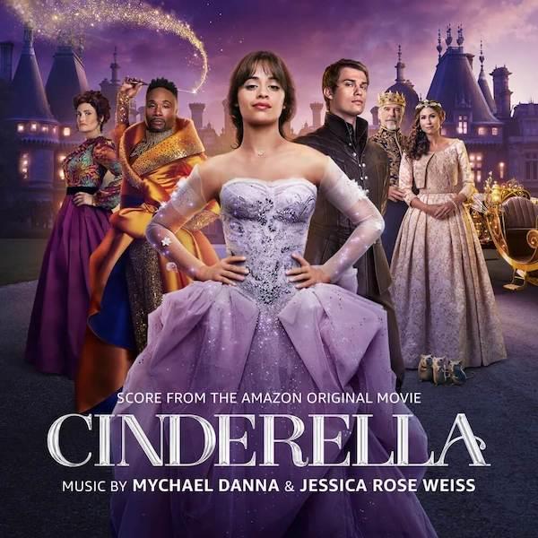 Sony Classical edita la banda sonora Cinderella