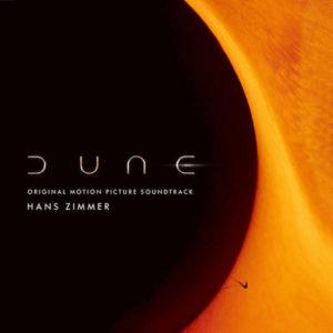 Carátula BSO Dune - Hans Zimmer