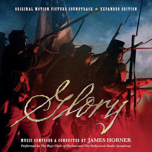 La-La-Land Records expande el Glory de James Horner