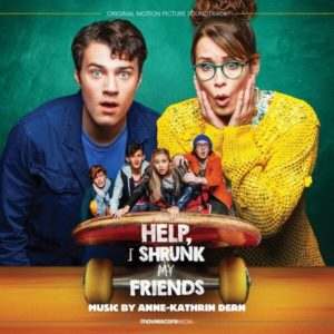 Carátula BSO Help, I Shrunk My Friends - Anne-Kathrin Dern