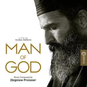 Carátula BSO Man of God - Zbigniew Preisner