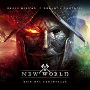 Carátula BSO New World - Ramin Djawadiy Brandon Campbell
